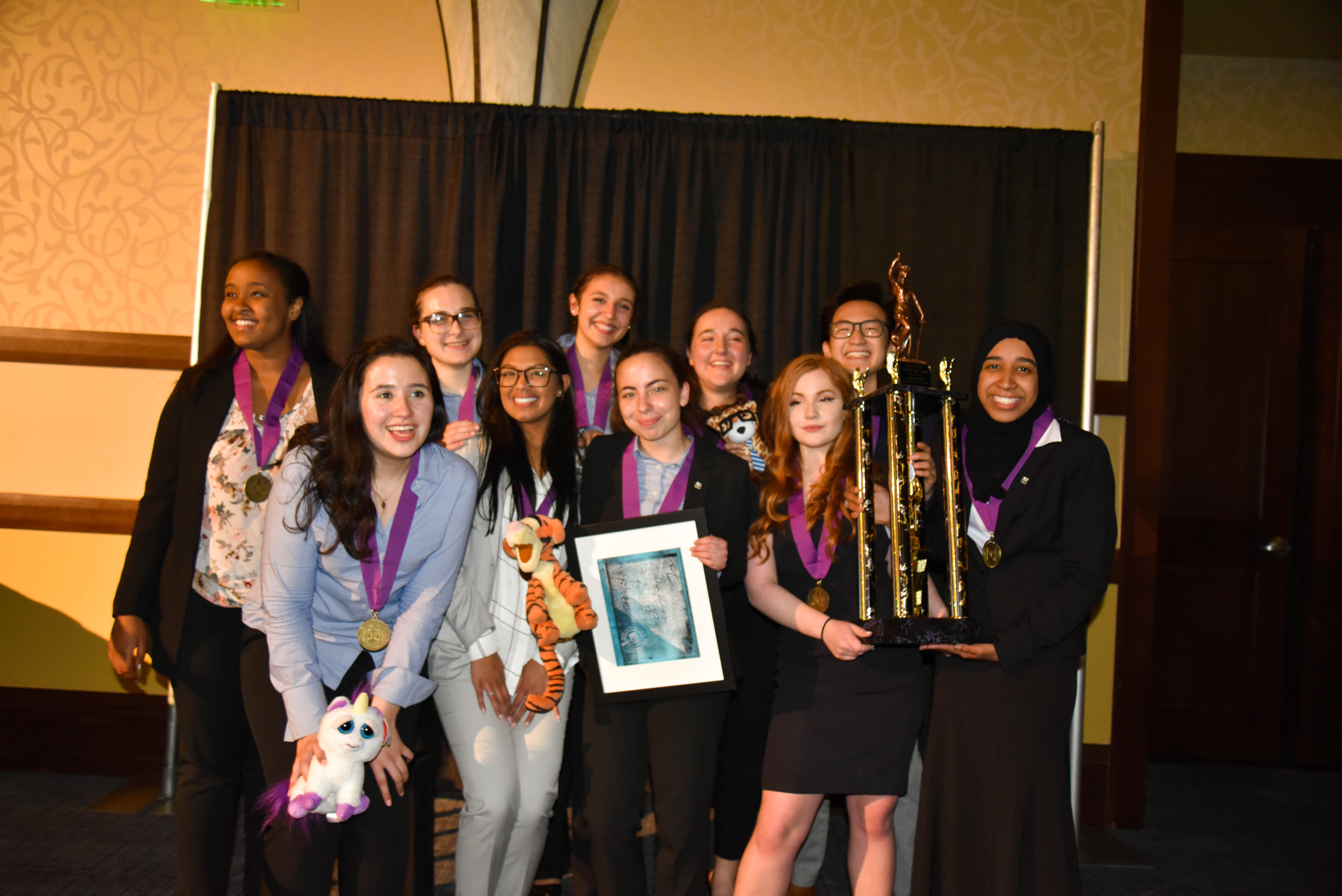 National High School Mock Trial Championship